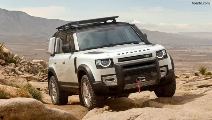 New Land Rover Defender Plug In Hybrid India