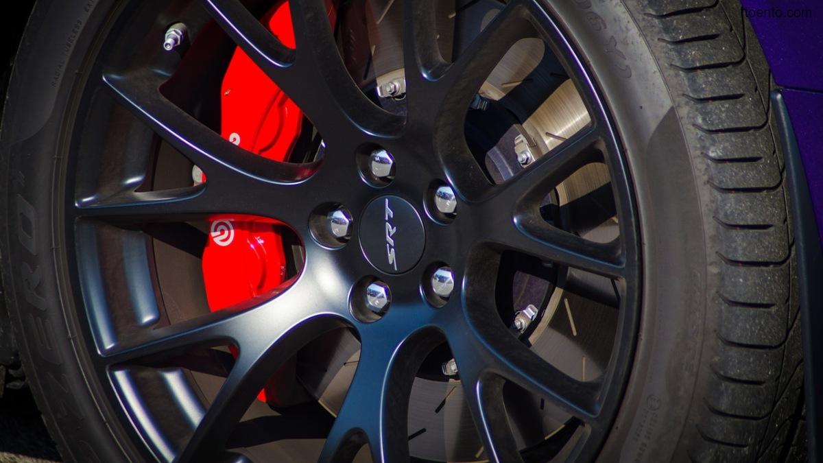 Wheel Type - Alloy