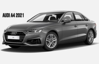 Audi A4 2021 Launched