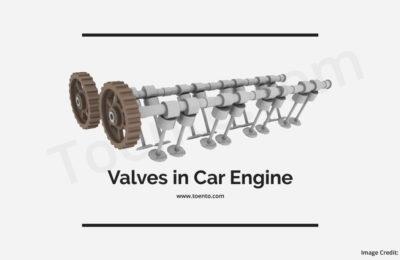 Valves In Car Engine