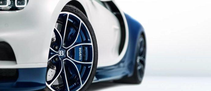 Bugatti Chiron Rear Tyres