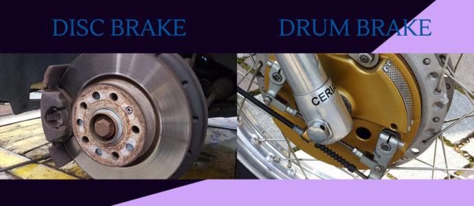 Disc And Drum Brake