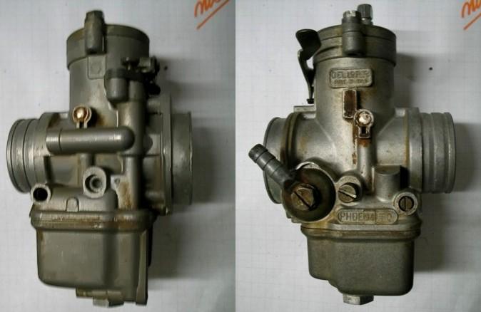 Carburatore Dell'orto