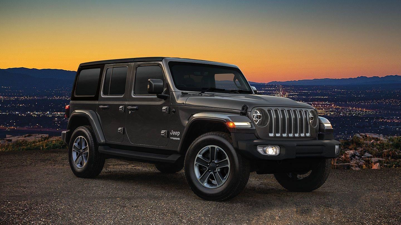 4WD - Jeep Wrangler