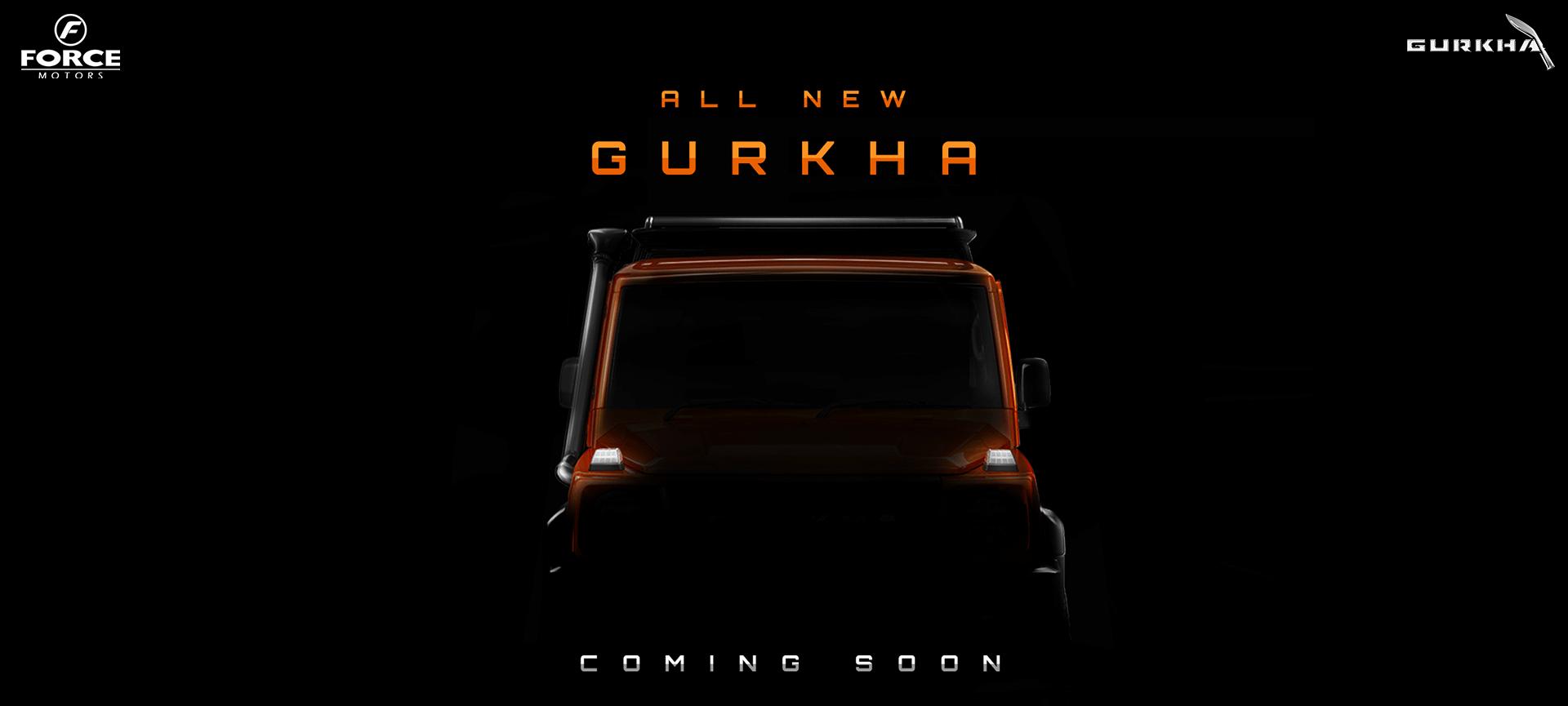 Upcoming Force Gurkha 2021