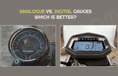 Analogue Vs Digital Gauges