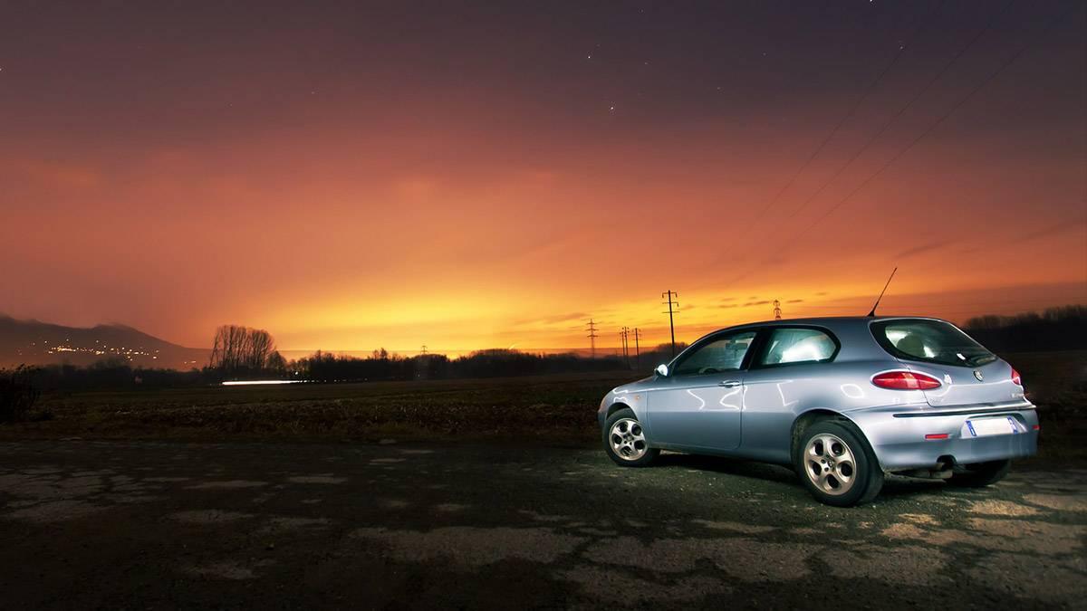 Car Night Lights